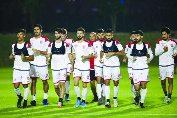 Bahrain team eye maiden Gulf Cup