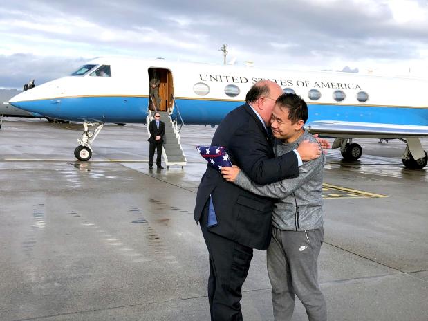 US-Iran swap prisoners