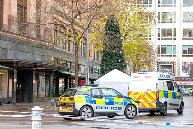 Alert after Bahraini stabbed in UK