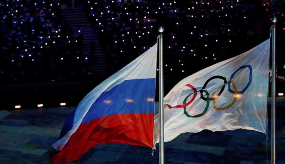 Russia banned from Olympic Games for altering doping data