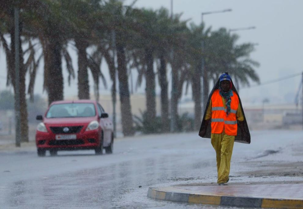 WEATHER WARNING: Thundery showers expected