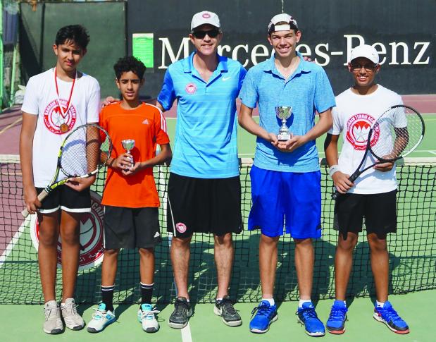 Rohan crowned BTA champion