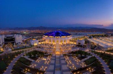 Oman convention centre wins top award