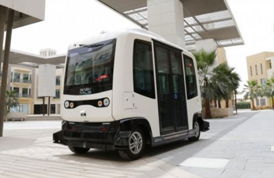 UAE to test driverless vehicles on 5G technology