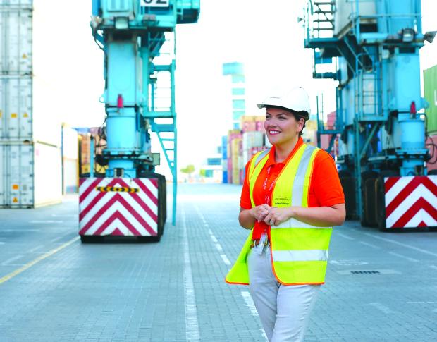 APM Terminals Bahrain set to launch blockchain shipping platform