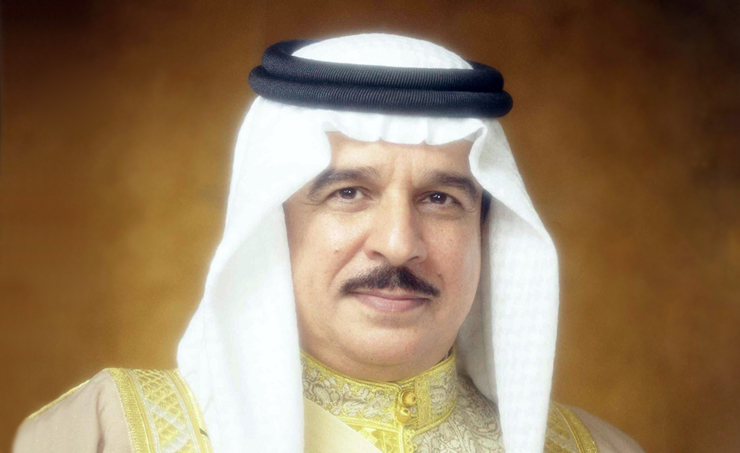 King Hamad leaving for 40th GCC summit