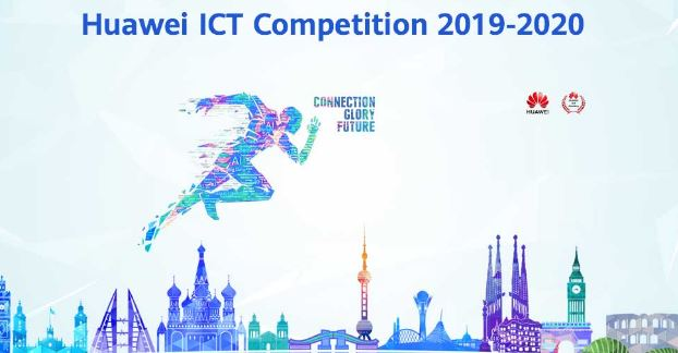 13 teams from Mideast take part in final of Huawei ICT competition