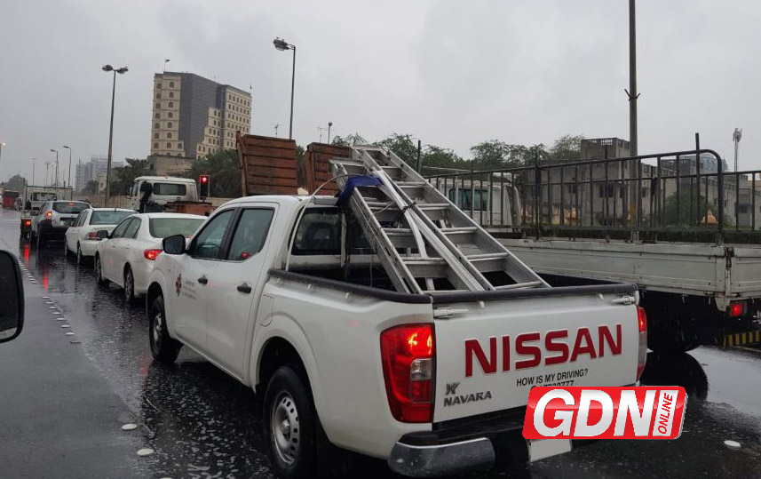 ALERT: Rain hits most parts of Bahrain, warning issued for motorists