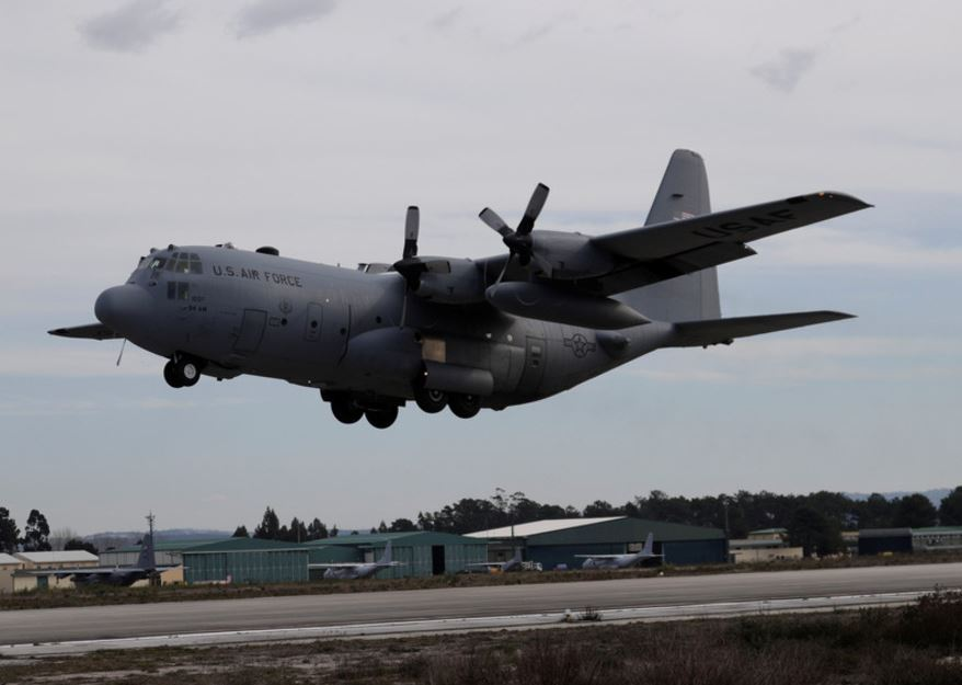 Chilean Air Force says Antarctica-bound plane missing with 38 on board