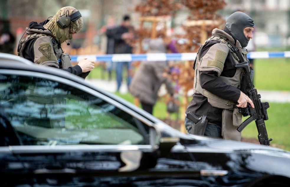 Six shot dead in Czech hospital