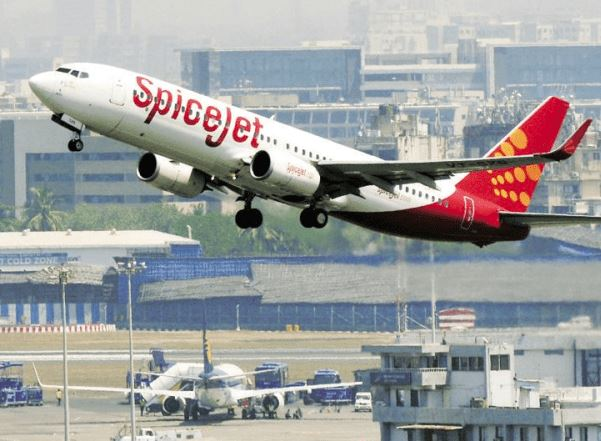 Spicejet flight diverted to Muscat for technical reasons