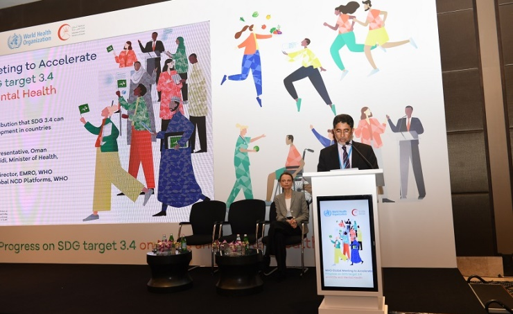 Oman partners with WHO to prevent NCD-related deaths