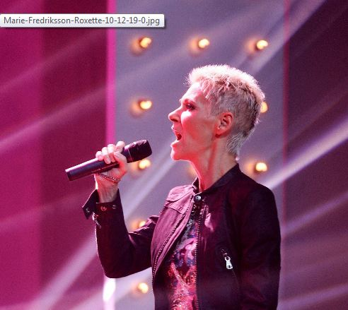 Roxette singer Marie Fredriksson dies