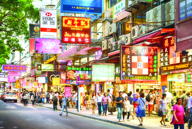 Hong Kong braces for wave of store closures
