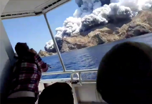 Blanketed in ash, no survivors: Paramedic describes NZ volcano devastation