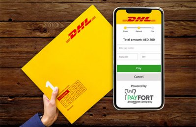 PayFort, DHL to offer local currency payments