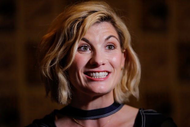 Dr Who's Whittaker: I've proved I can fly the Tardis, what next?