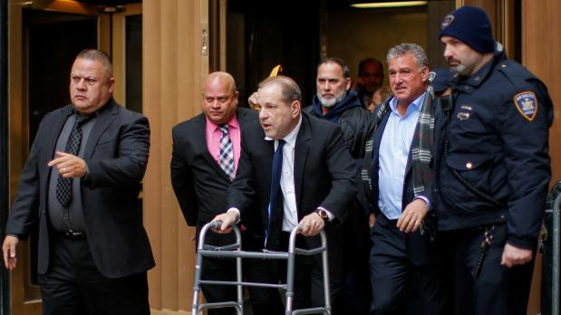 Harvey Weinstein reaches tentative $25 million settlement with accusers