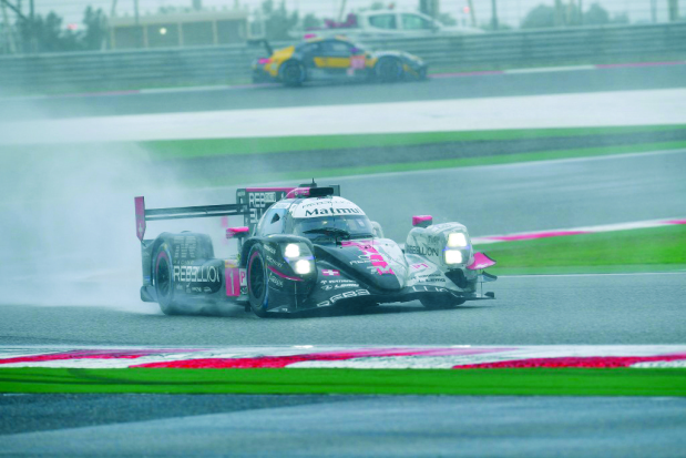 WEC rookie test abig success at BIC