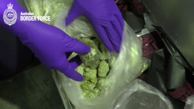 Ecstasy on the barbie: Australia seizes more than half a tonne of drugs smuggled in barbecues
