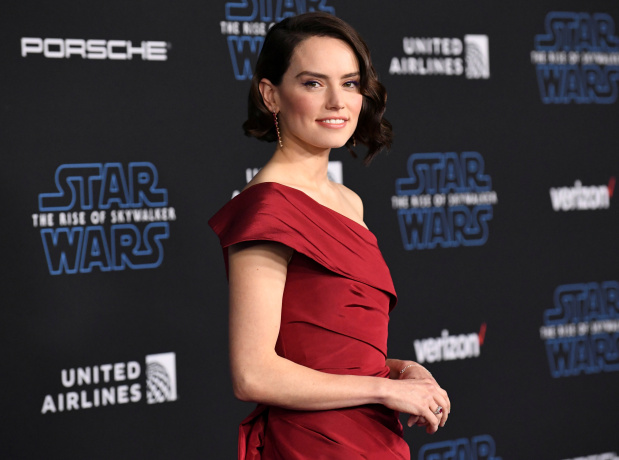 PHOTOS: Hollywood cheers 'Rise of Skywalker' at film's world premiere