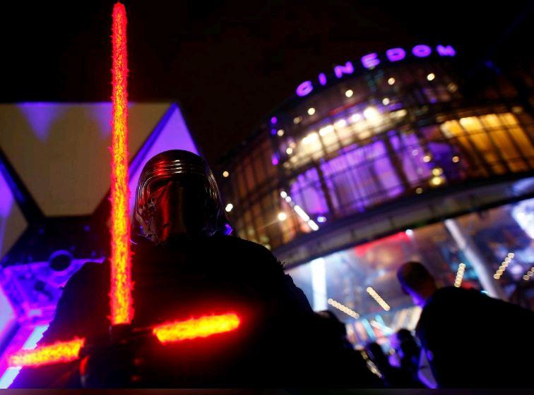 Huge 'Skywalker' debut sales lowest of recent 'Star Wars' trilogy