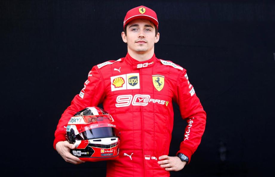 Ferrari extend Leclerc contract until 2024