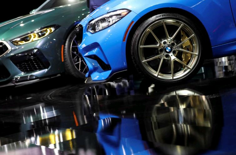 BMW says being investigated by US SEC