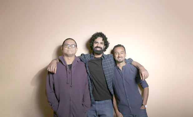 The Relocators' musical journey of self-reflection