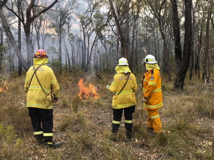 Australia announces compensation for volunteer firefighters
