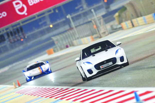 Double delight on track at BIC