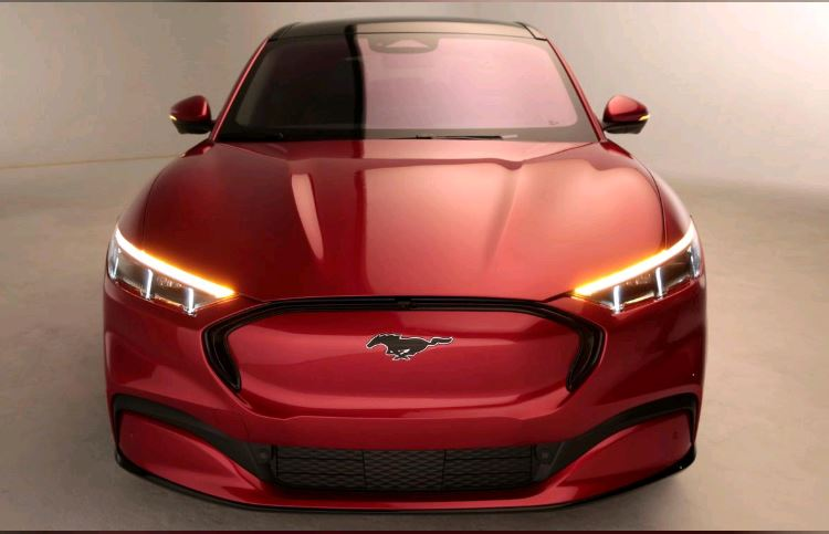Ford says reservations full for high-end version of electric Mustang Mach-E