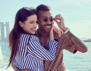 Hardik Pandya engaged to Serbian actress