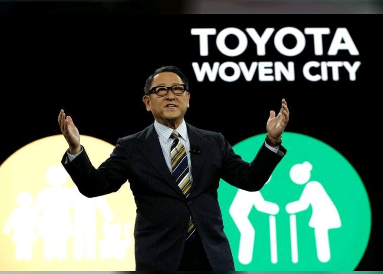 Toyota to build prototype city of the future in Japan