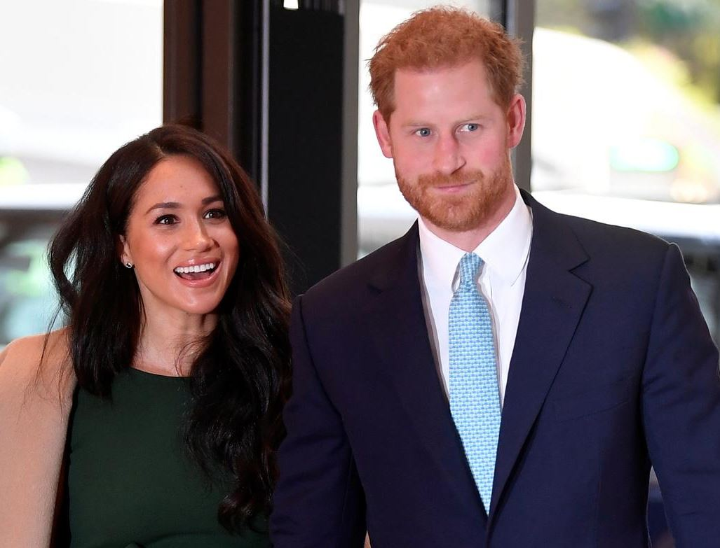 UK's Prince Harry and Meghan to 'step back' from being senior royals