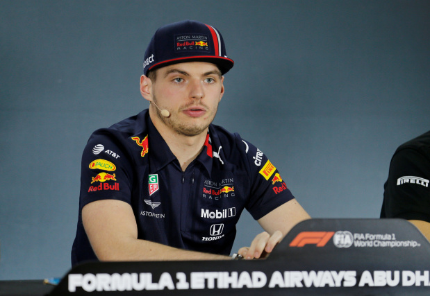 Verstappen to stay at Red Bull until 2023
