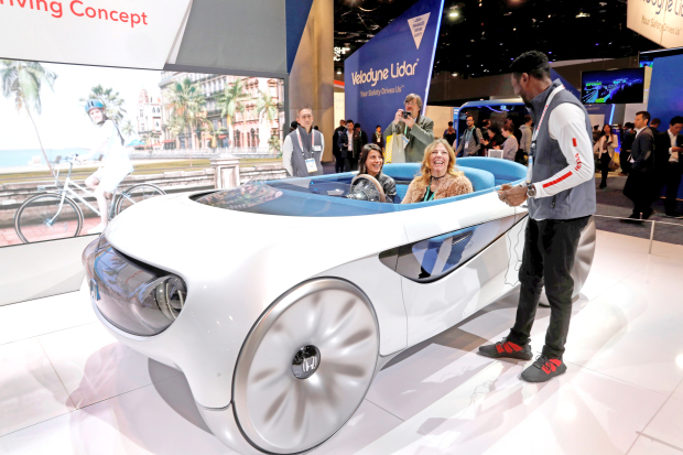 US signals strong support for self-driving cars
