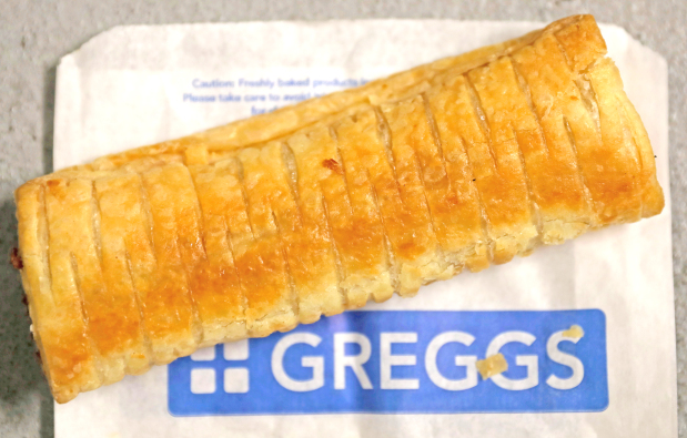 Greggs staff to cash in on vegan sausage roll success