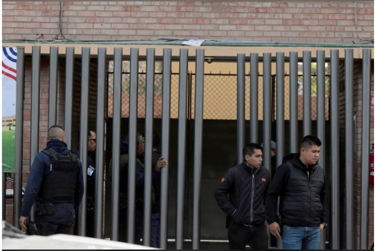 Boy kills teacher, self in northern Mexico school; video game questioned