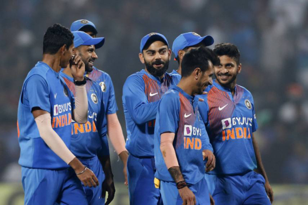 India complete series victory