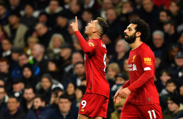EPL: Liverpool set record to go 16 points clear, Leicester lose