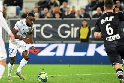 Ligue 1: Olympique Lyonnais move up to sixth with 2-1 win at Girondins de Bordeaux
