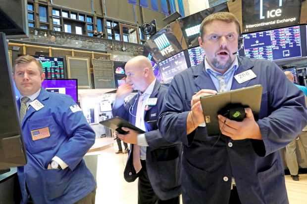 Investors brace for volatility