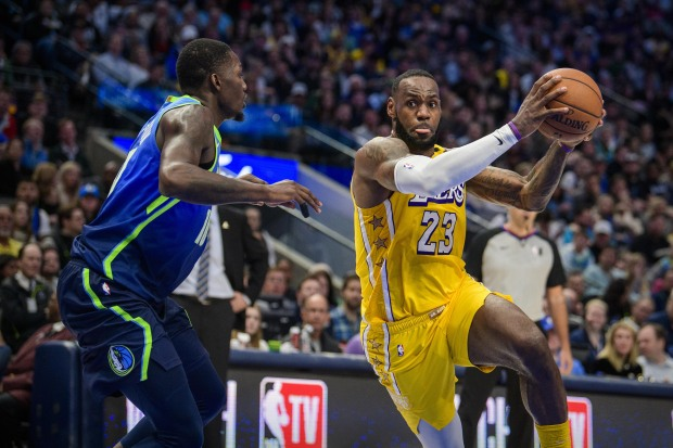 Other Sports Lakers Hold Off Mavs