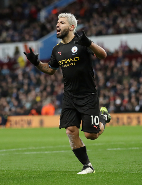 City boss hails 'gifted' Aguero