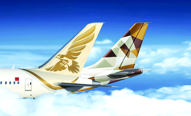 Gulf Air signs major partnership agreement with Etihad Airways