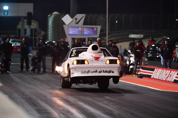 Top drag racers for third round