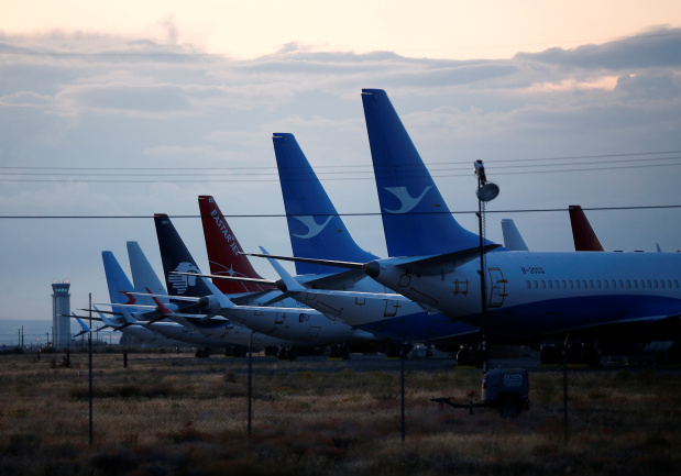 Malaysia Airlines suspends Boeing 737 MAX jet deliveries due to grounding