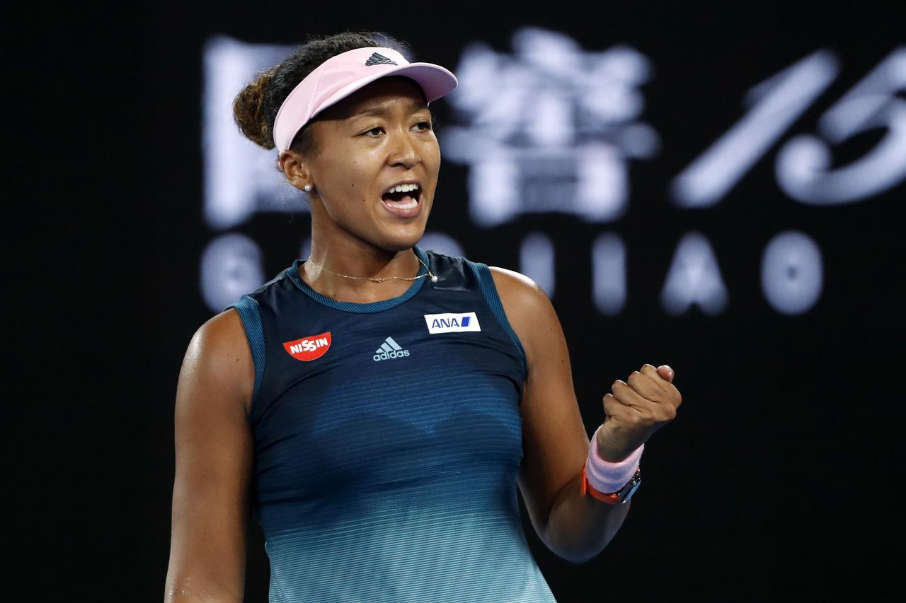 Rejuvenated Osaka looking to retain Melbourne title