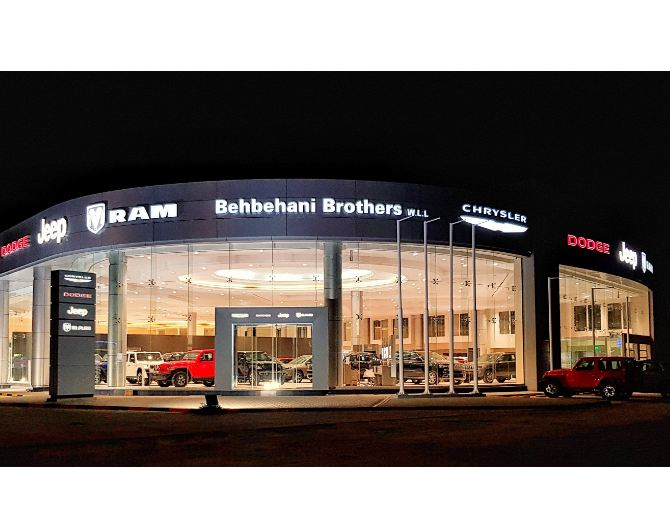 New showroom opens in Sitra